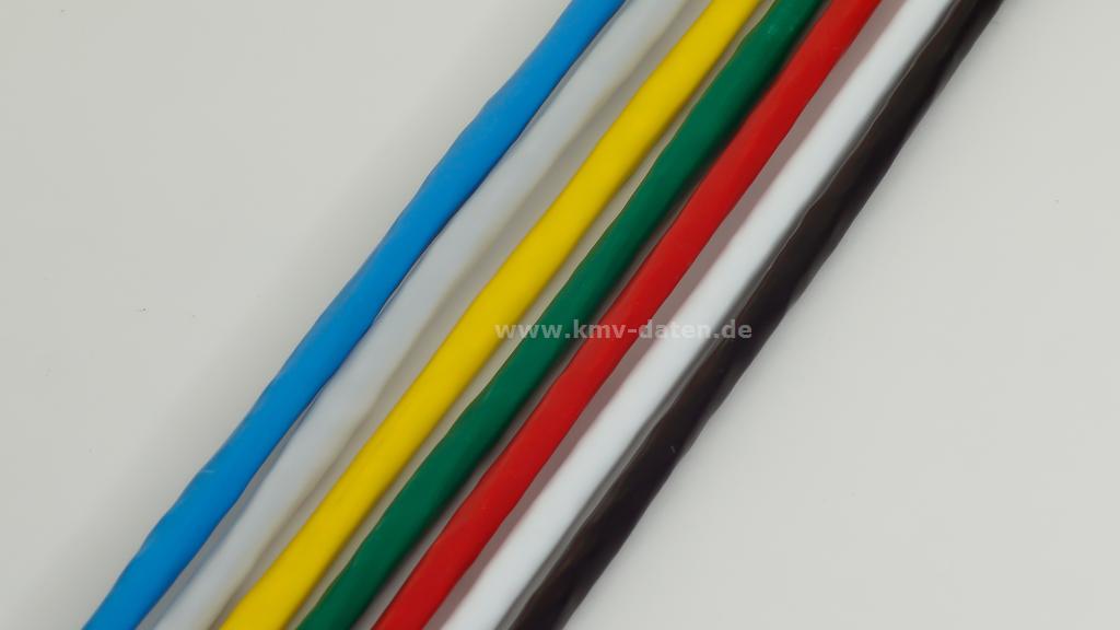 Dätwyler CU 7702 4P Cat 7 Farbe grau / flex / PiMF -S/FTP